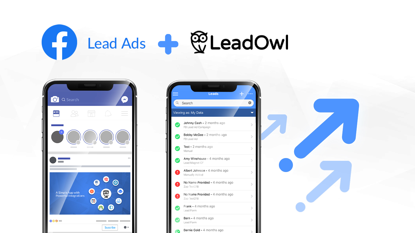 LeadOwl + Facebook Lead Ads